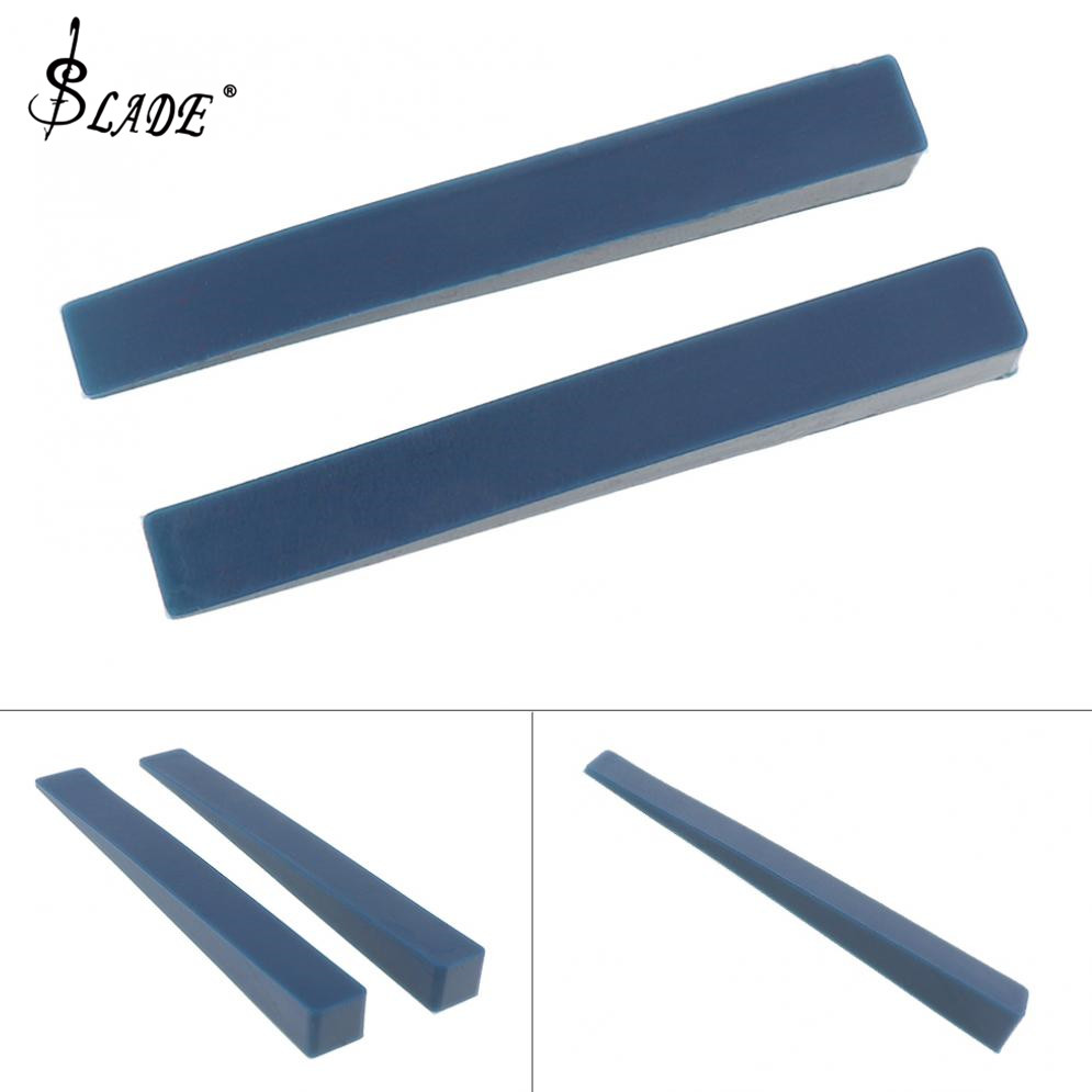 SLADE 2pcs Professional Piano Tuning Rubber Mutes Medium/Bass Stop Tool Tuning Tool For Piano Accessories