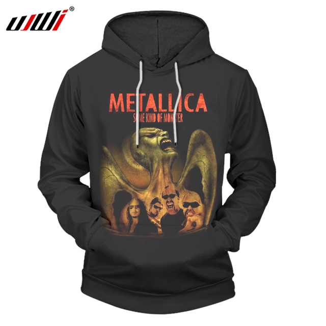 d329f274c6ac 2018 Metallica 3d Printed Hoodies Men Pullover Hoodie Sweatshirt Big Size  6XL O-Neck Hooded Clothing Streetwear Dropshipping