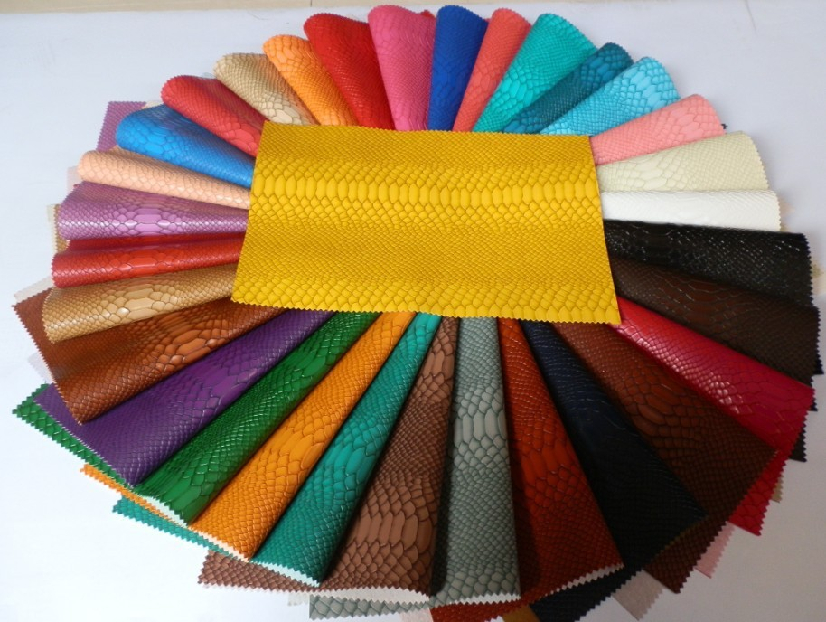 hot 07mm synthetic pu leather upholstery fabric for furniture fabric for furniture - Upholstery Fabric For Chairs