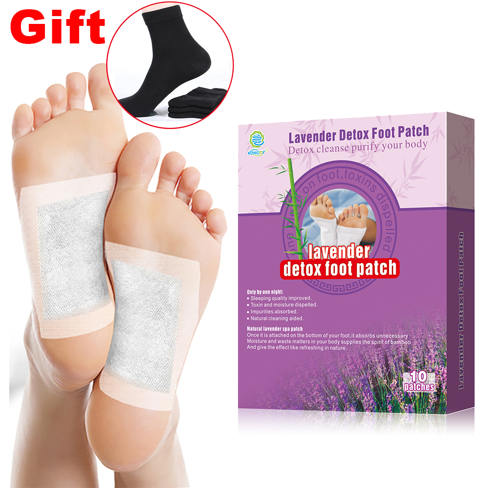 Sumifun 12pcs Box Ginger Edetox Foot Patch Bamboo Vinegar Pads 10 Kinoki Gold Buy 1 Get Pair Sock Kongdy Pieces Lavender Essential Oil
