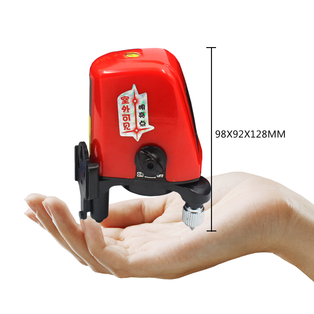 ACUANGLE A8826D 360 Degree Self leveling Laser Level for Horizontal And Vertical Cross Section 1