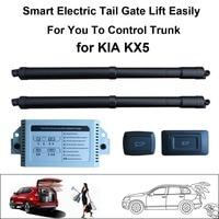 Smart Auto Electric Tail Gate Lift for KIA KX5 KIA Sportage Control by Remote Drive Seat Tail Gate Button Set Height Avoid Pinch