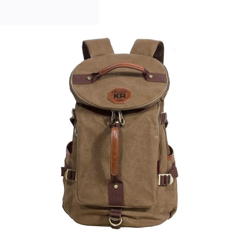 Hot sale 2017 New Vintage Backpack Fashion Canvas Backpack Leisure Travel School Bags  Backpacks Men's Backpack new vintage backpack fashion canvas backpack leisure travel school bags unisex laptop backpacks men backpack mochilas fb1124
