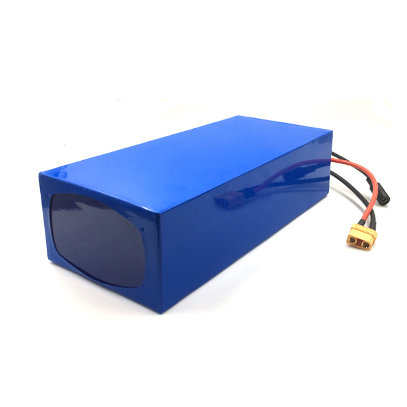 Купить с кэшбэком High C- Rate 72v ebike battery pack use 18650 cell 72 volt 12ah rechargeable ebike battery for eletronic bike with charger
