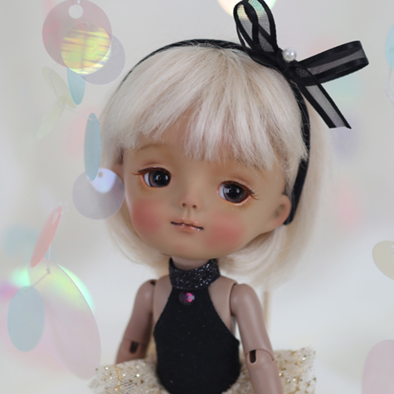 OUENEIFS Smile Ming Secretdoll BJD SD Doll 1/8 Body Model Resin Figures For Children High Quality Mini Toys Fashion Shop Luodoll