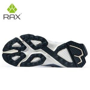 Image 5 - RAX גברים מקצועי נעלי הליכה מגפיים חיצוני מגפי טיפוס הרים קמפינג סניקרס לגברים טרקים מגפי גדול גודל