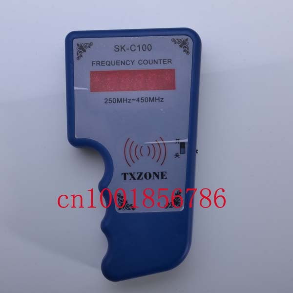Frequency Indicator Detector Cymometer Remote Control Transmitter Frequency Meter Scanner Frequency Counter Wavemeter 250-450MHZ пылесос karcher ds 5800