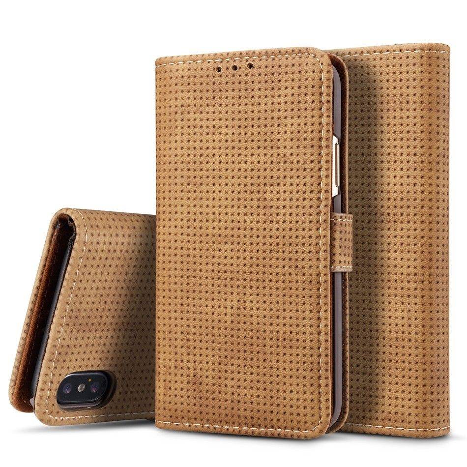 Luxury Breathable Flip Leather Cover Case for Huawei P20 Lite P30 Pro P20 Pro P30 Lite P20 P30 Fundas Retro Coque