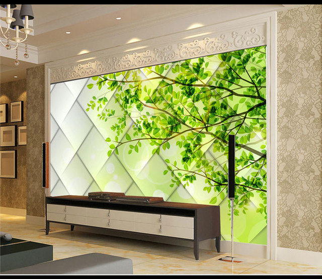Aliexpresscom Buy Modern and simple glass surface texture 3D TV