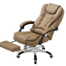 High Quality  Office Poltrona H-3 Live Gaming Boss Silla Gamer Chair Can Lie Massage Synthetic Leather Ergonomics Household