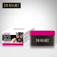 DR RASHEL Blackhead Face Mask Acne Blackhead Remover Peel Off Mask Kill Acne Blackhead Dead Skin