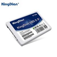 KingDian SSD 2.5 SATA 2 SATA 3 SSD Most Competitive Series GB S100 32GB SSD Internal Solid State Drive HD HDD For Laptop