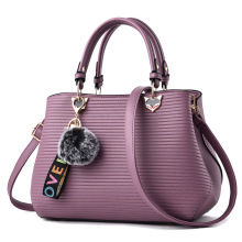 MONNET CAUTHY New Arrival Female Totes Classic Concise Fashion Ladies Handbags Solid Color Purple Grey Pink Black Crossbody Bags