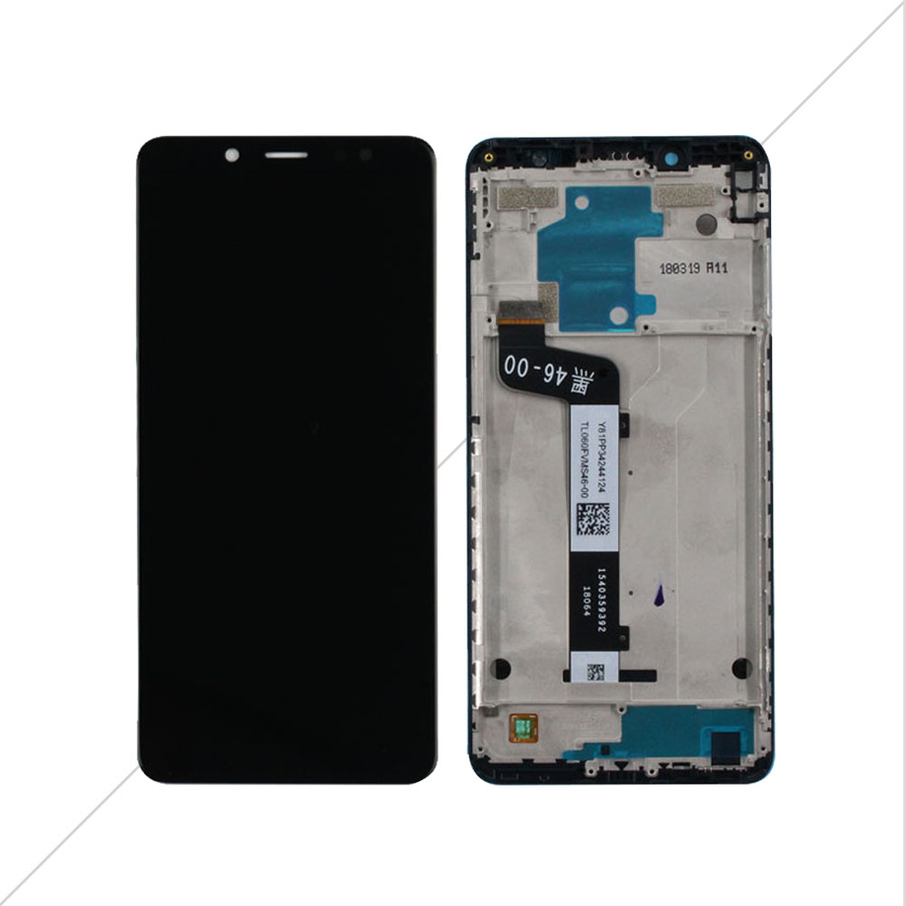 HTB1hXmAafvsK1Rjy0Fiq6zwtXXam For Xiaomi Redmi Note 5 Pro LCD Display Note 5 Touch Screen Digitizer Assembly Replacement For Xiaomi Redmi Note5 5.99 Inch LCD