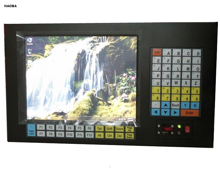 6U állványra szerelt számítógép, 12,1 hüvelykes LCD, J1900 - Ipari számítógépek és tartozékok - Fénykép 4