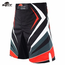 SOTF MMA boxing sports fitness training loose large size breathable from design shorts boxing shorts muay