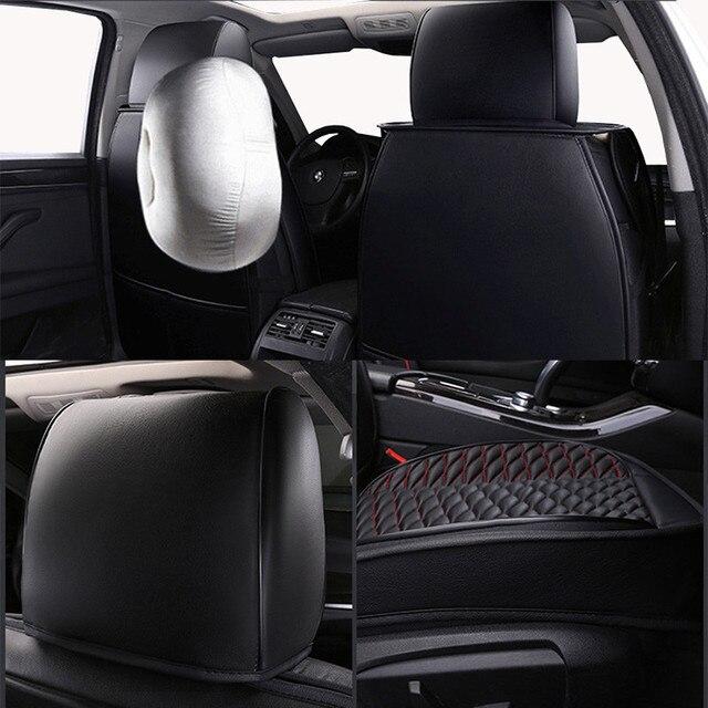 Фото lcrtds универсальный кожаный чехол для автомобильного сиденья цена