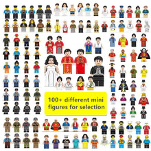 Many Military Soliders Building Blocks DIY Educational Kids Toys City Compatible Mini Bricks Figures For Children Collection