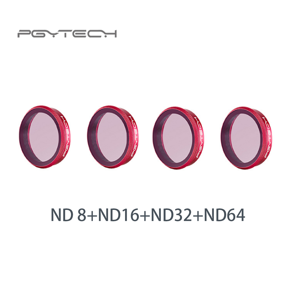 Image 4 - PGYTECH for Osmo Action Lens Filter UV /CPL / ND /ND PL 8 16 32 64 Professional Version Filter Set For DJI OSMO Action-in Camera Filters from Consumer Electronics
