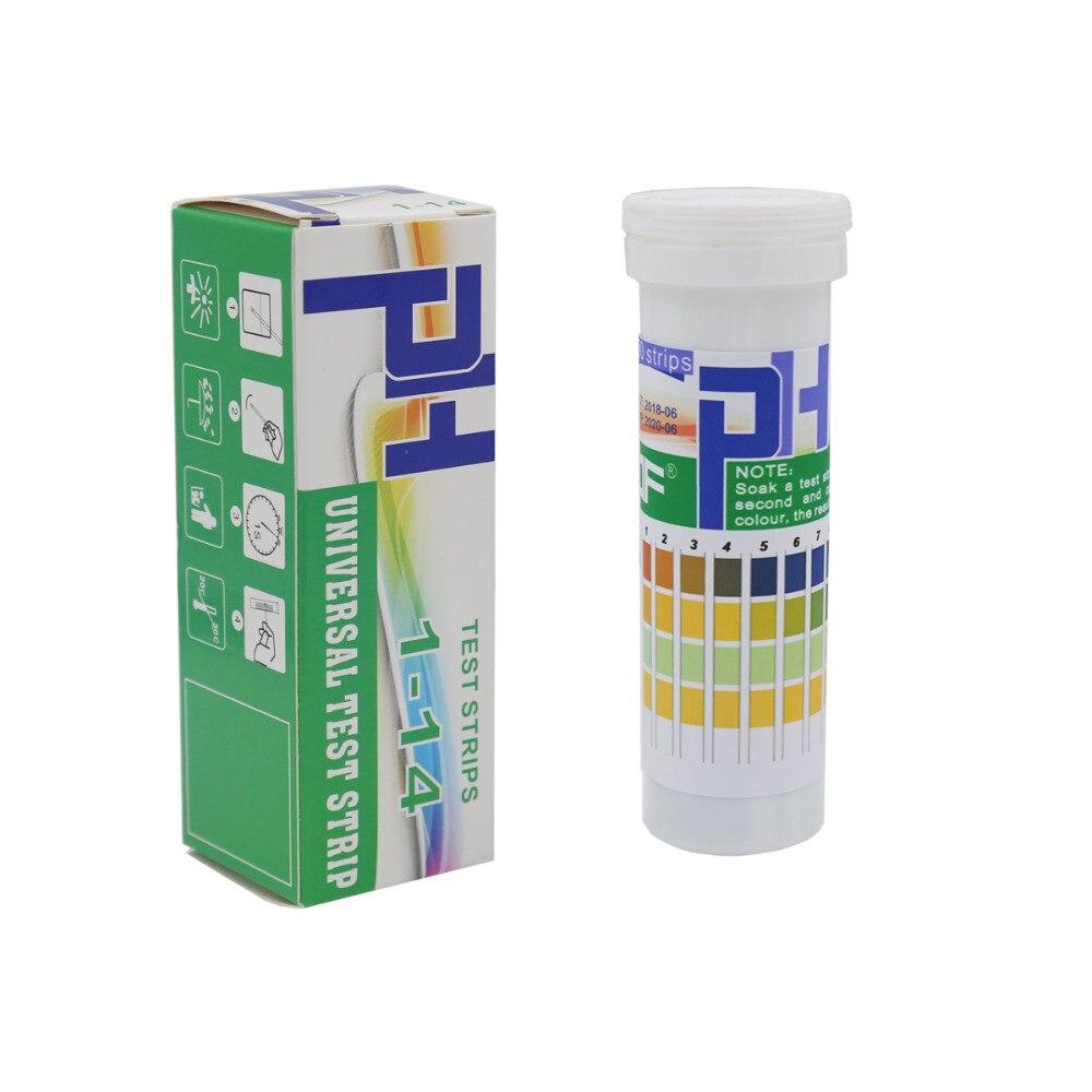 150 Strips Boxed PH Test Strips Range 1-14 Indicator Paper Tester Range 4.5-9.0 PH Test Strips for Saliva and Urine 15% off insta test lamotte test strips insta test 3 way 2976