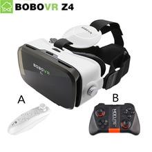 Original Game Box BOBOVR Z4 Mini Bobo Vr Virtual Reality Goggles 3D Glasses Google Cardboard Vr 2.0 for 4.0-6.0 Inch Smartphone