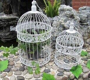 boda de moda jaula de metal pjaro jaula decoracin de la boda jaulas de pjaros casa