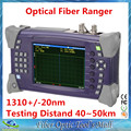 15 дб 40-50 км Цифровой Оптическое Волокно Ranger RY-FR3303A OTDR Технические FTTx FTTH Инструментов Тестирования