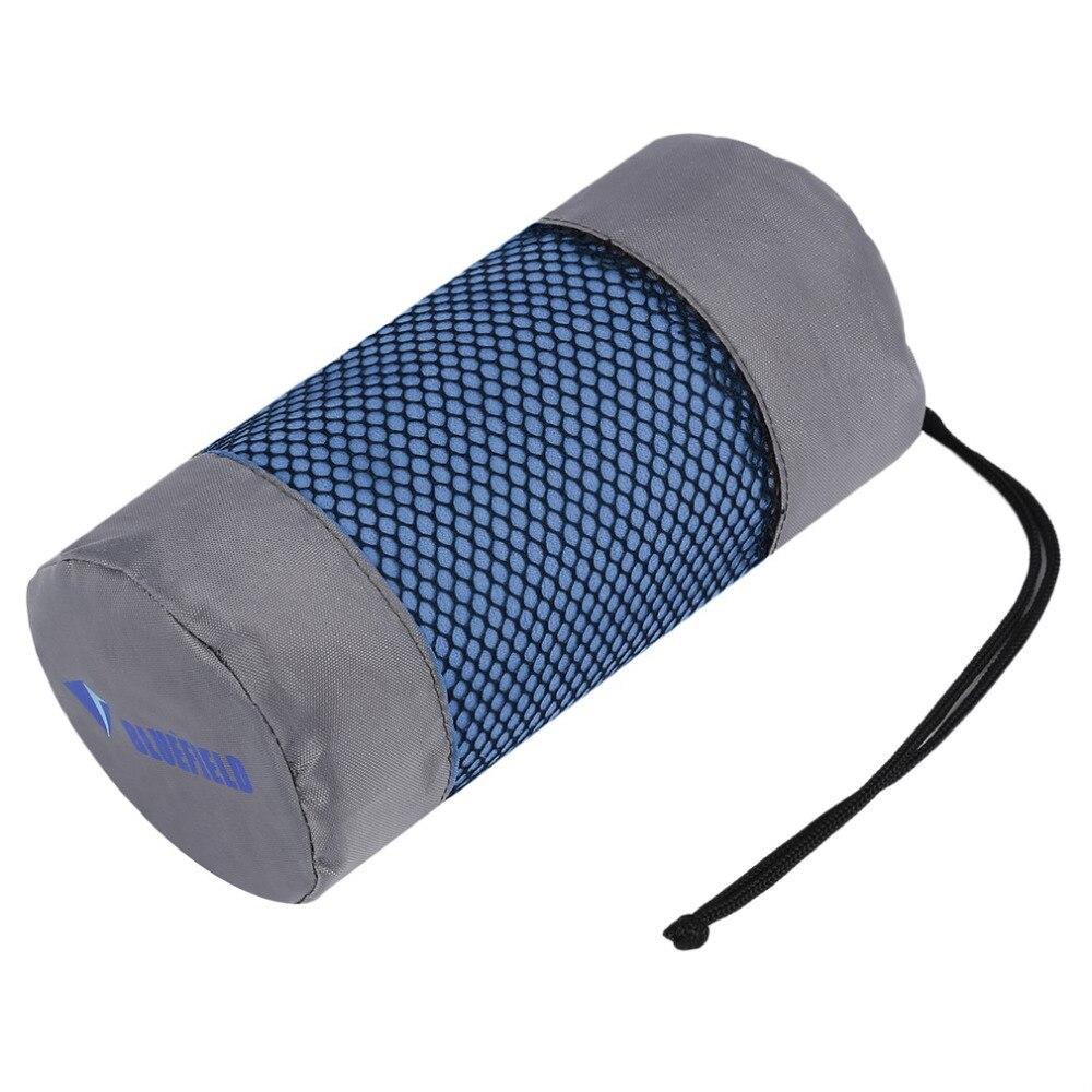 Natación de verano toalla mágica enfriamiento fiebre frío toalla deporte al aire libre rápido seco fresco hielo Toalla de playa nuevo