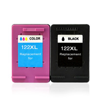 Ink Cartridge For HP 122XL Color For HP Deskjet D1000 1050 2000 2050 2510 3000 3050A