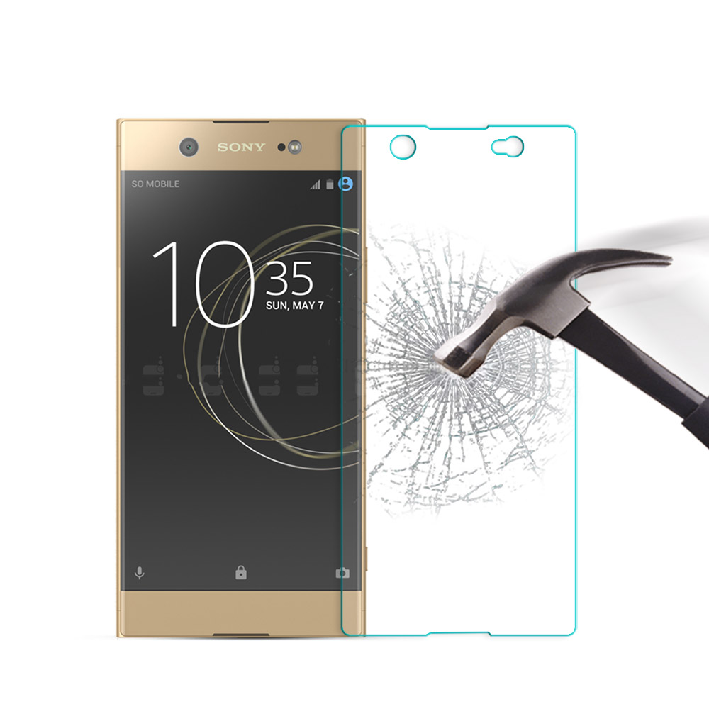 Tempered Glass For Sony Xperia  XA Ultra Phone Screen Protector Protective Film For Sony Xperia  XA Ultra Glass Film +Clean Kits