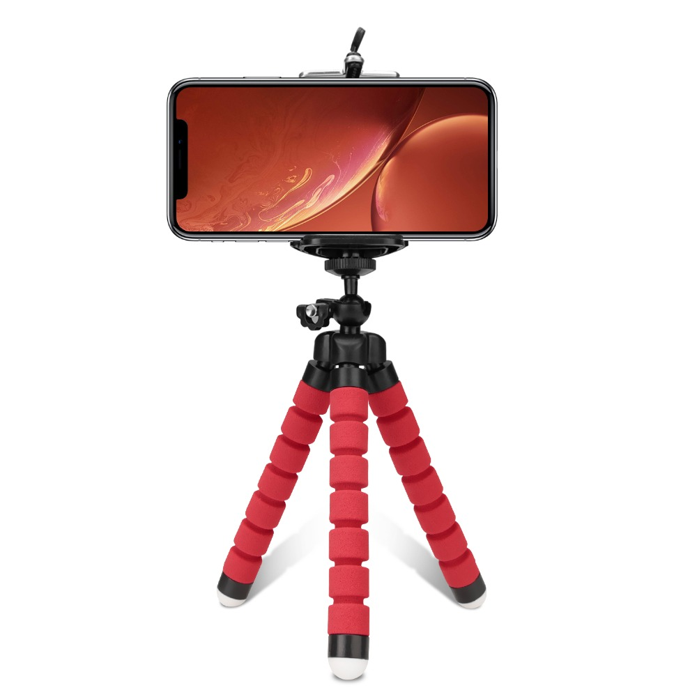 Tripod for phone tripod monopod selfie remote stick for smartphone iphone tripode for mobile phone holder bluetooth tripods (23)