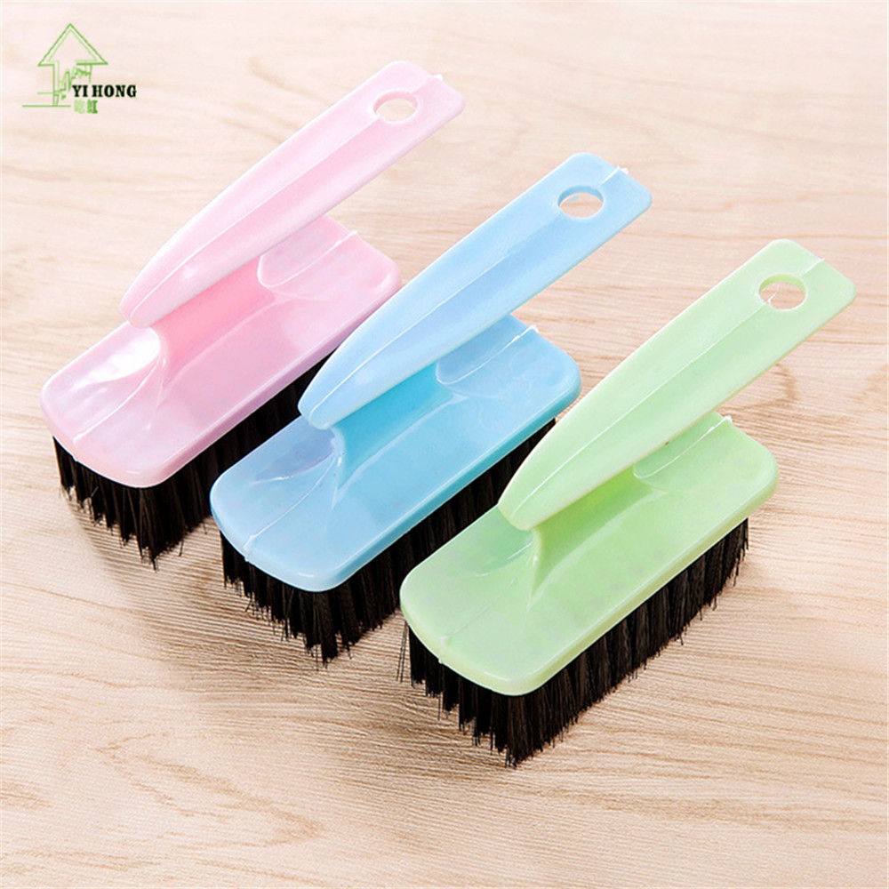 YIHONG Candy Colored Laundry Brush Shoe Cleaning Brush Cleaning Laundry  Wash Shoes Kitchen Bathroom Sink Pool Toilet Cleaning To In Cleaning Brushes  From ...