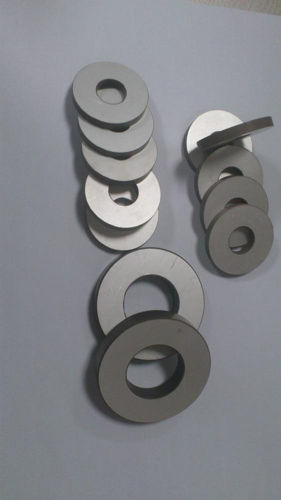 16*8*4mm Piezoelectric Ceramic Ring,UCE piezo Ceramic 16*8*4