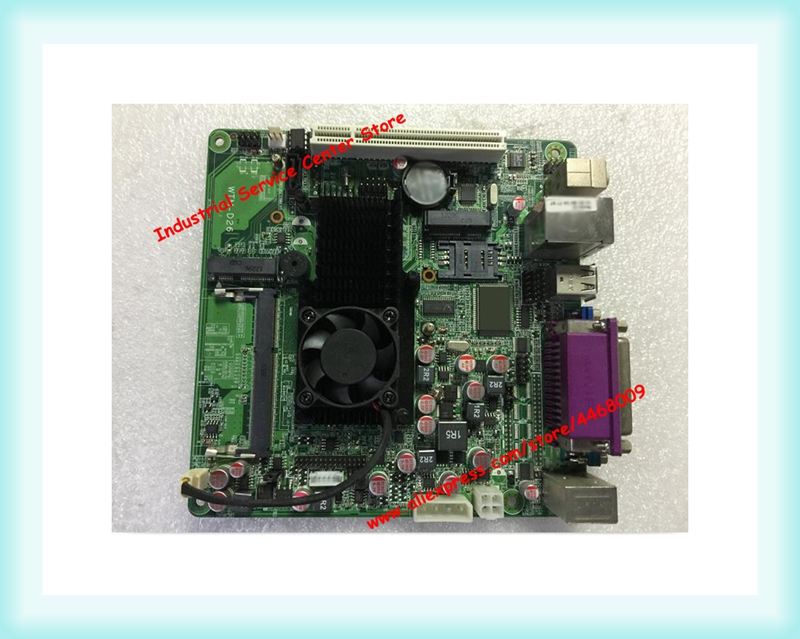 WTM D26 Motherboard D525 Industrial PC POS Motherboard Cash Register Industrial Board|Tool Parts|   - title=