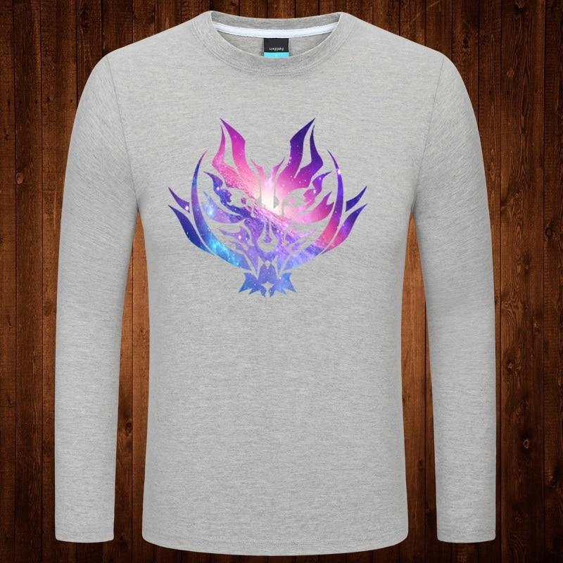 ROXINYUEHU Japanese Anime God Unisex T shirt Summer long sleeve T ...