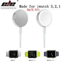 ELE ELEOPTION 2m 6 5ft Magnetic Charger For Apple Watch Charger Charging Cable Charger For Iwatch