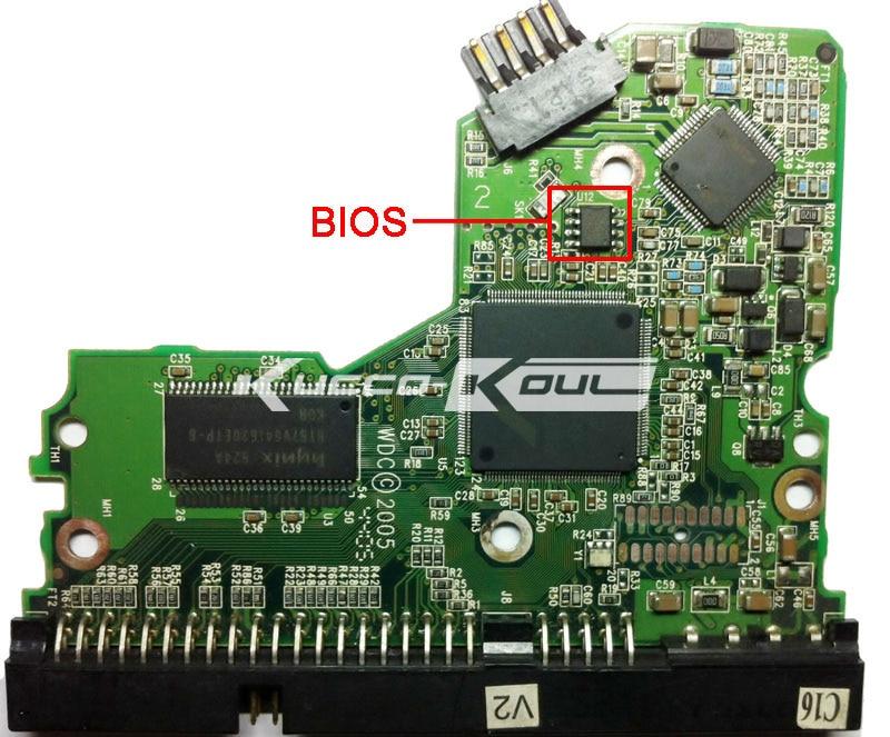 HDD PCB carte mère circuit imprimé 2060 701314 000 pour 3.5 pouces IDE/PATA disque dur réparation hdd date de récupération