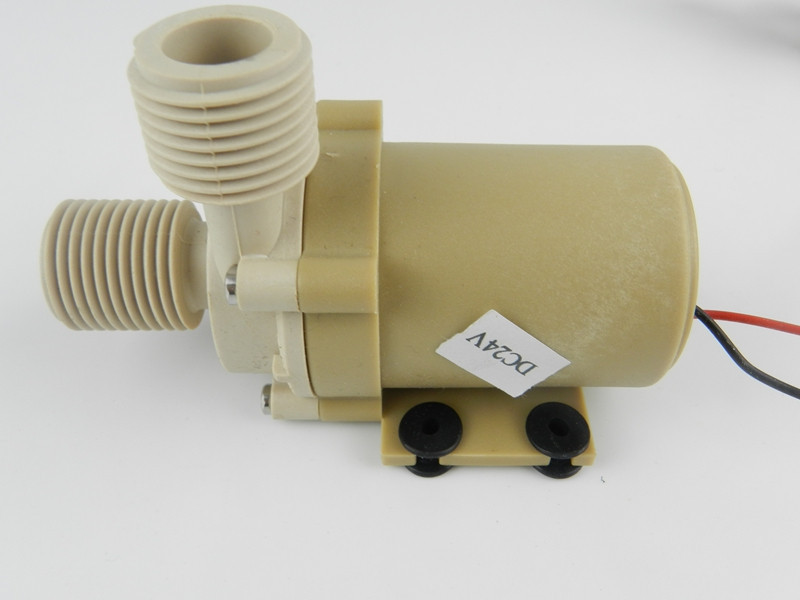 Dc 24v Solar Hot Cooling Water Circulation Pump Brushless