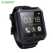 FLOVEME E3 Sport Smart Uhr Bluetooth4.0 Intelligente Armband Armband Silica Tragbares Gerät für IOS Android Smartwatch