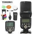 YONGNUO YN560 IV YN-560 IV Master Radio Flash Speedlite + YN-560TX контроллер для камеры Nikon Canon 1000D 6D D3000 D800 D600 D6