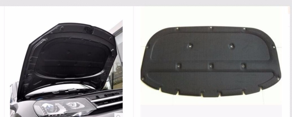 thermal insulation cotton sound insulation cotton heat insulation pad  For Volkswagen  for  vw  Touareg 2011 2012  2017|vw touareg 2011|touareg 2011|pad pad - title=