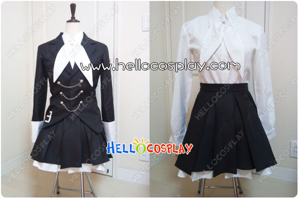 Vocaloid 2 Cosplay Rin Kagamine Costume From Secret Police Song H008 image