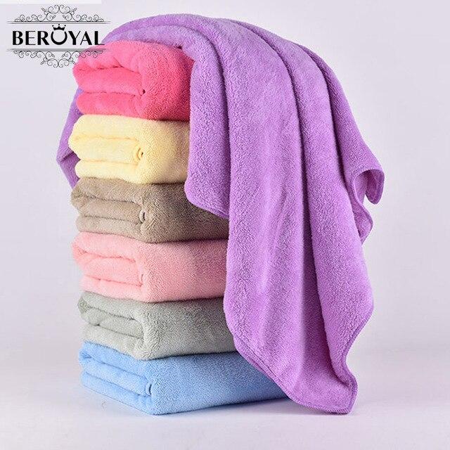 Beroyal Marca Pulita Strumenti di Beroyal 1 pz Ultrafine Ciliato Asciugamano Pel