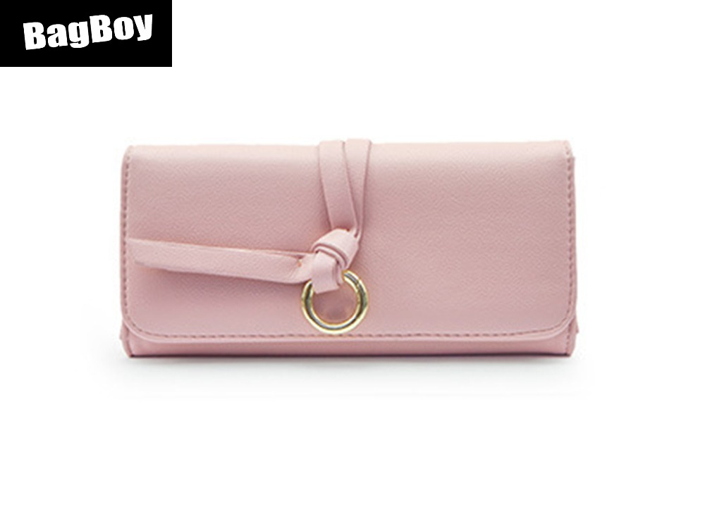 BagBoy Leisure Lock Wallet,Nightmare Before Christmas 2018,Simple&Fashion Purses,Leather Luxury Brand Famous Mini Women Wallets