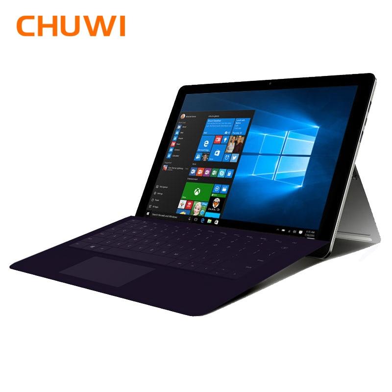 CHUWI Surbook 12.3 inch 2736x1824 Tablet PC Windows 10 Intel Apollo Lake N3450 Quad Core 6GB RAM 128GB ROM 2 in 1 OTG Tablets планшетный пк chuwi vi8 2 32 rom windows 8 1 android 4 4 intel z3735f 8