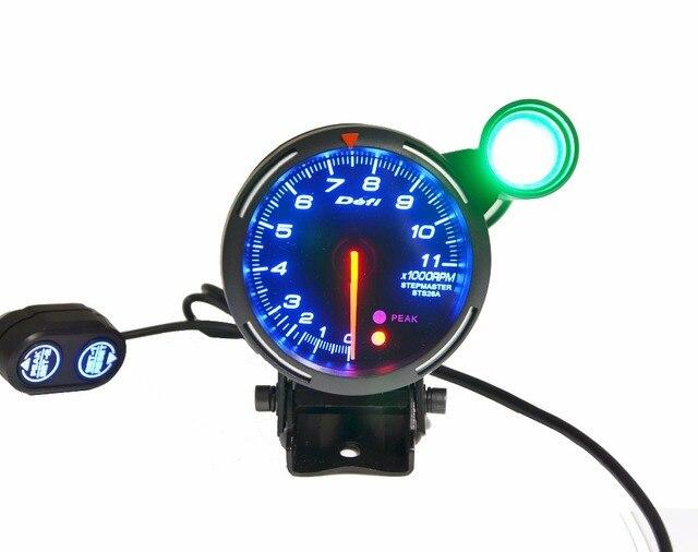 80 mm def mobil rpm takometer 0 11000 rpm dengan shift lampu cocok