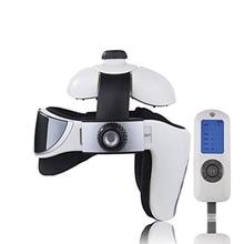 купить 2 in 1 Head Eye Massager Presso Pressure Relax Anti-stress Vibration Massage Helmet Far Infrared Therapy Health Care Machine по цене 10942.04 рублей