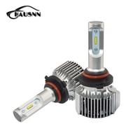 2Pcs Pair Auto Styling Car LED Headlight 9006 HB4 8000LM 72W High Power Super Bight Bulbs