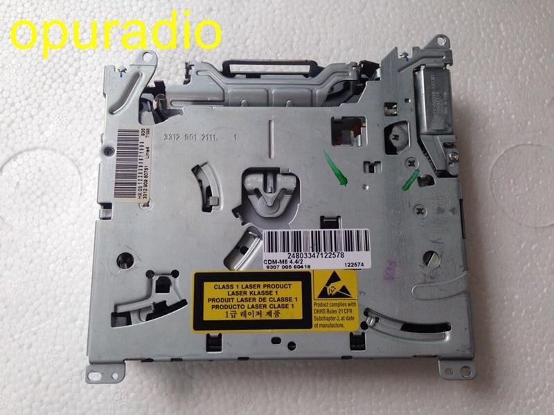 Opuradio автомобиля механизм компакт-диска CDM-M6 4,4 CL 2+ палубный погрузчик МЧР M6 без PCB для BMNW E46 автомобиля компакт-дисков навигации бизнес-радио