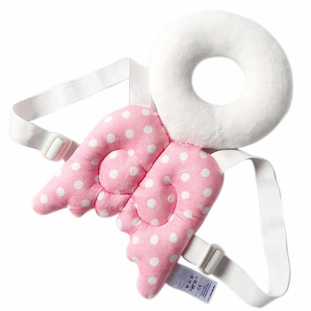 1 Stücke Nette Flügel Pflege Drop Widerstand Kissen Baby Kopf Schutz Pad Kleinkind Kopfstütze Kissen Baby Hals Baby Schützen